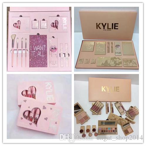Kylie Vacation Edition Collection Bundle Kylie Jenner I Want It All The Birthday Collection
