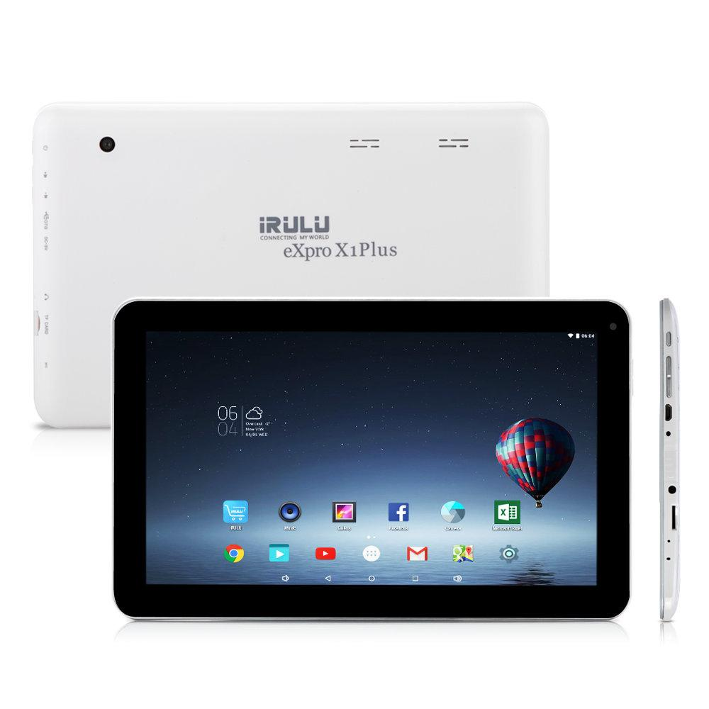 Cheap New Arrival IRULU 10.1 EXpro X1Plus Tablet PC