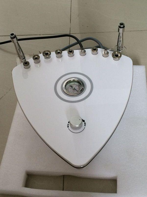 máquina de microdermoabrasão portátil