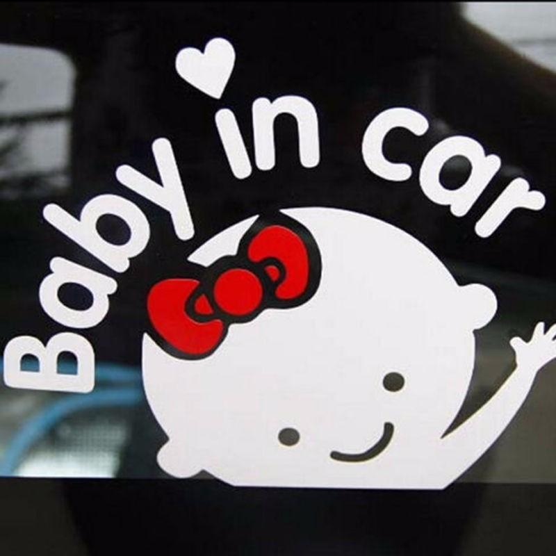 2018 hot selling car styling cartoon car stickers vinyl decal baby on board from meijitejnzpc 1 01 dhgate com