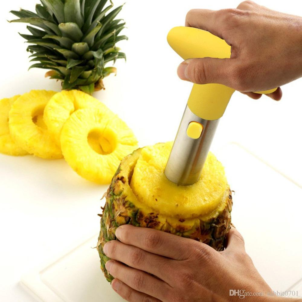 Pineapple Accessories 2017 stainless steel pineapple peeler for kitchen accessories