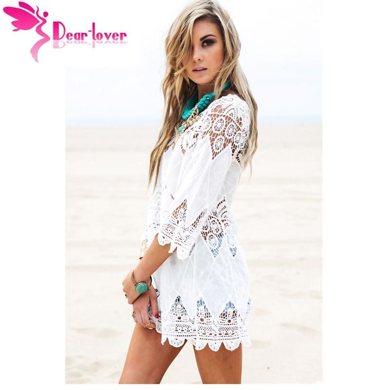 Dearlover Hawaiian Vestido Saide De Praia 2016 Summer Fashion ...