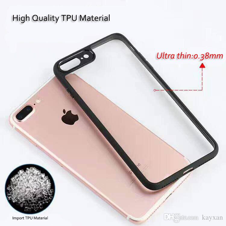 Mobile Phone Cover Eyes Protective Fashion Colorful Soft Waterproof TPU PC Mesh Cooling Cell Phone Case Cover For iPhone 6