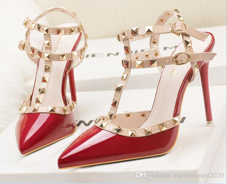 e70e28044d3 New Arrival Pearl White Fashion Women S Wedding Pumps High Heel Platform  Red Leather Bottom Wedding Shoes Gentlewomen Bridal Shoes Clogs For Women  Cheap ...