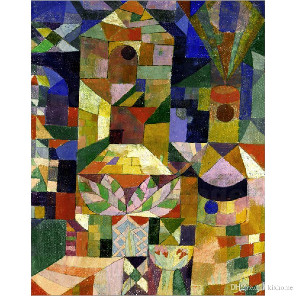 2017 modern and contemporary art castle garden paul klee paintings