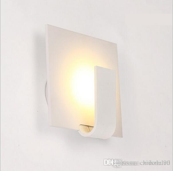Modern Wall Sconces 3w Led Wall Lights Bedside Dining Living Room ...