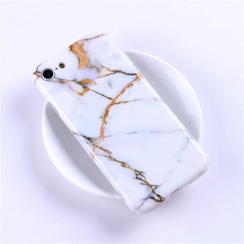 Luxus weiche TPU Abdeckungs-Telefon-Schutzhülle Marmorhülle für das iPhone 12 11 Pro XS Max XR X 6 6S 7 8 Plus