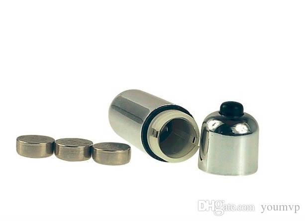 Mini Wireless Vibration Bullet / Egg, Vattentät Bullet Vibrator Kvinna Onani Sexiga produkter Mini Vibratorer 7 Färg