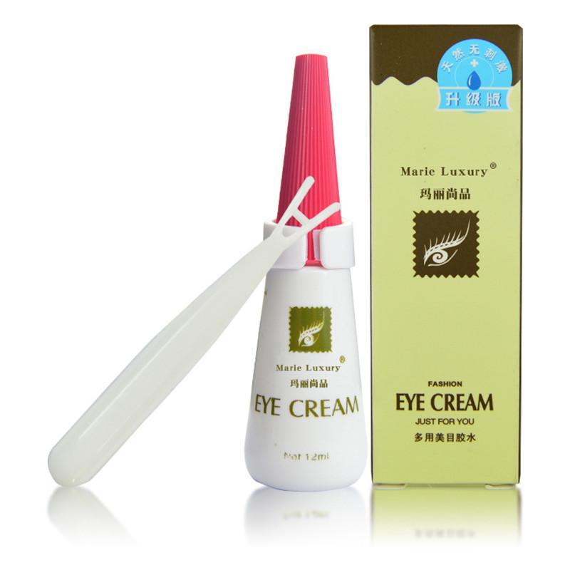 Marie Beauty Eyelash Glue Invisible Anti Allergic Strong Adhesive