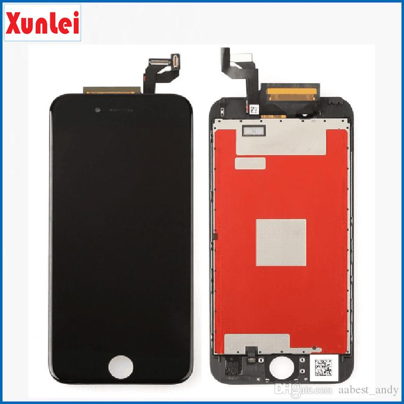 Hot Selling Grade AAA No Dead Pixel LCD For iPhone 6S 6S Plus LCD Display With Touch Screen Good 3D Assembly