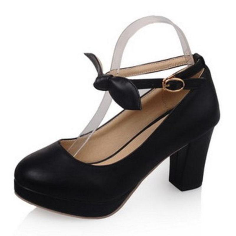 fashion women 2016 hot sell white pumps with falt heel and preppy style on sale shoes with low price SCP080