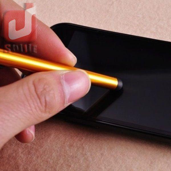 Kapazitive Stylus Pen für iPhone 6 5 5S-Noten-Feder für Handy für Tablette verschiedene Farben /