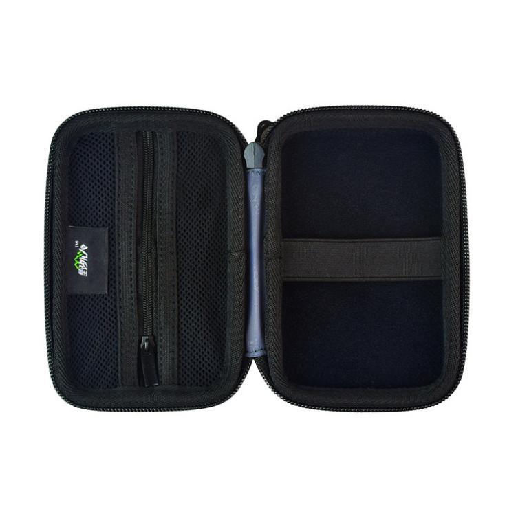 Alta qualità impermeabile cavo dati Banca di potere del trasduttore auricolare Viaggi Zippered Digital Storage Bag Box Accettare gli ordini personalizzati Organizzatore EVA caso