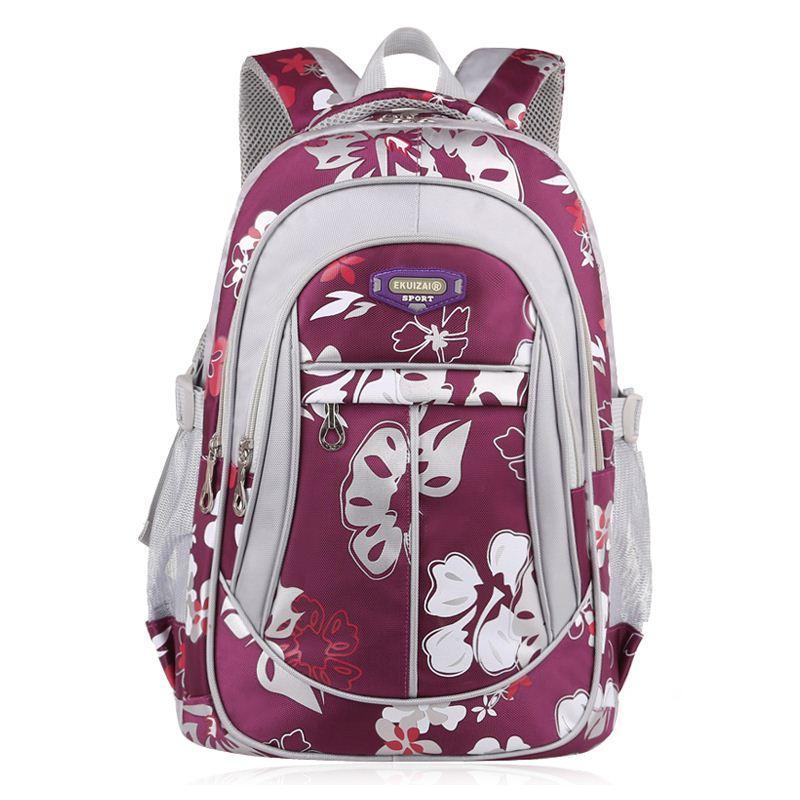 92ef9a357778 New School Bags for Girls Brand Women Backpack Cheap Shoulder Bag ...