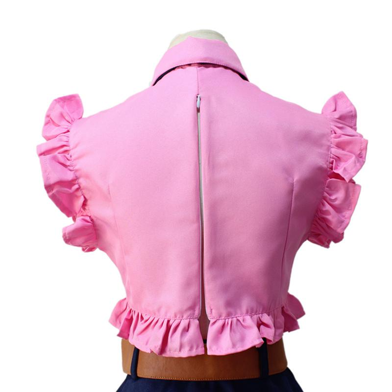 Elizabeth Liones cosplay disfraces falda anime japonés Los siete pecados capitales ropa mascarada / Mardi Gras / carnaval disfraces suministro de st