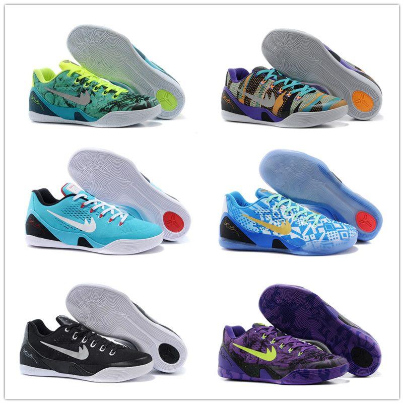2016 New Bryant Kobe 9 Ix Basketball Shoes High Quality Kb ...