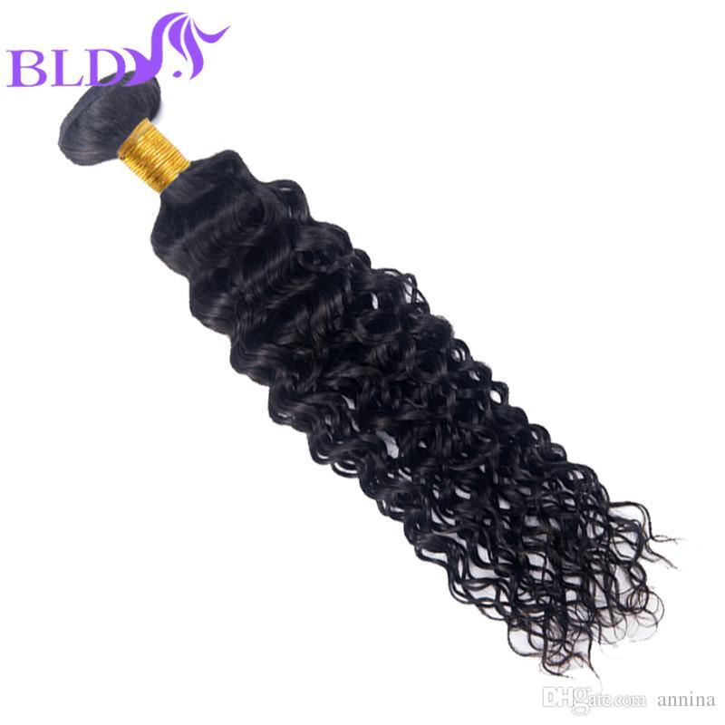 Water Wave Brazilian Hair Bundles Human Hair Water Wave Bundles Deal Cheapest Human Hair Extensions Shedding And Tangled Free