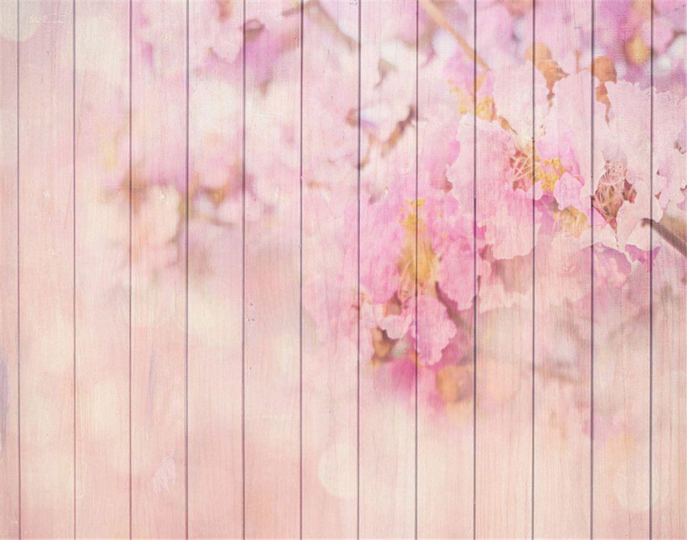7x5ft Pastel Pink Baby Newborn Studio Photo Booth