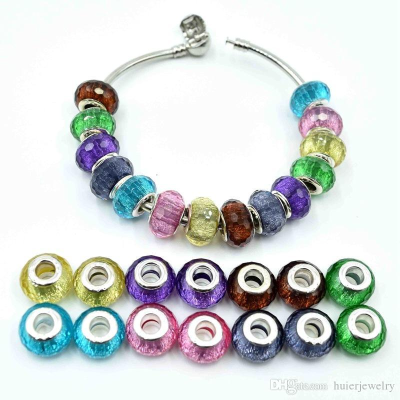 Bead Charms Bracelet Diy Beads Jewelry For Making Bracelet