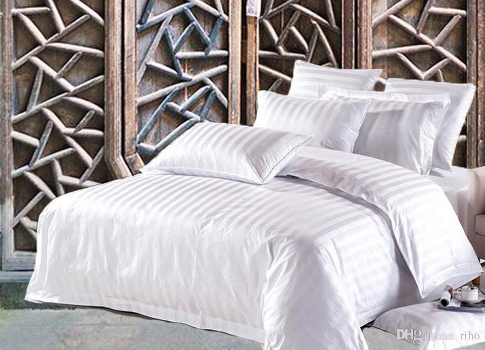 Großhandel Riho 100 Baumwolle Hotel Bettwäsche Sets Bettwäsche