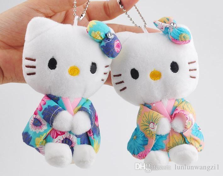 Hello Kitty Plush Toys : Japan trend shop friendly hello kitty repeating plush doll