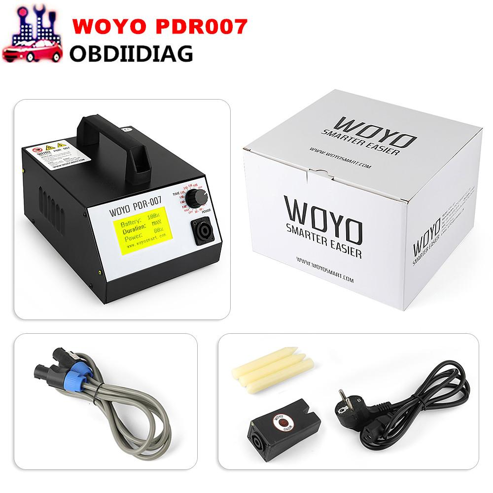 Woyo Pdr007 Pdr 007 Car Body Repair Kits Tool Induction