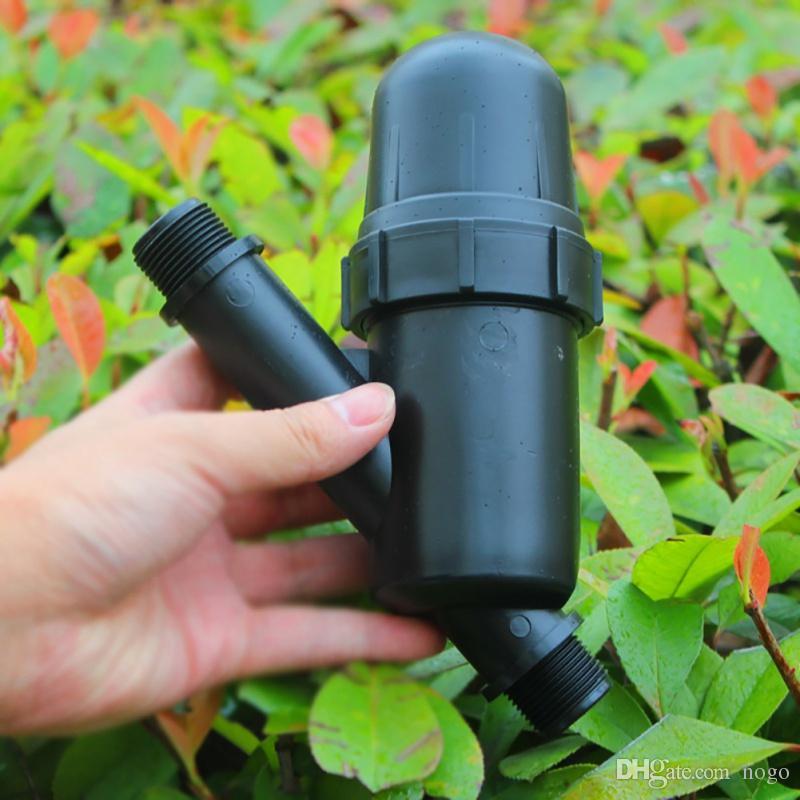 Bewässerung Brunnen Werkzeug 3/4 zoll edelstahl 120 mesh Sieb Filter Sprayer für Gartenarbeit Tropfbewässerung Werkzeuge
