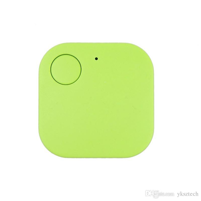 Platz Nut Mini Smart Finder Bluetooth Tag GPS Tracker Schlüsselmappe Kinder Haustier Hund Katze Kind Tasche Telefon Locator Anti verloren Alarm Sensor Opp Tasche
