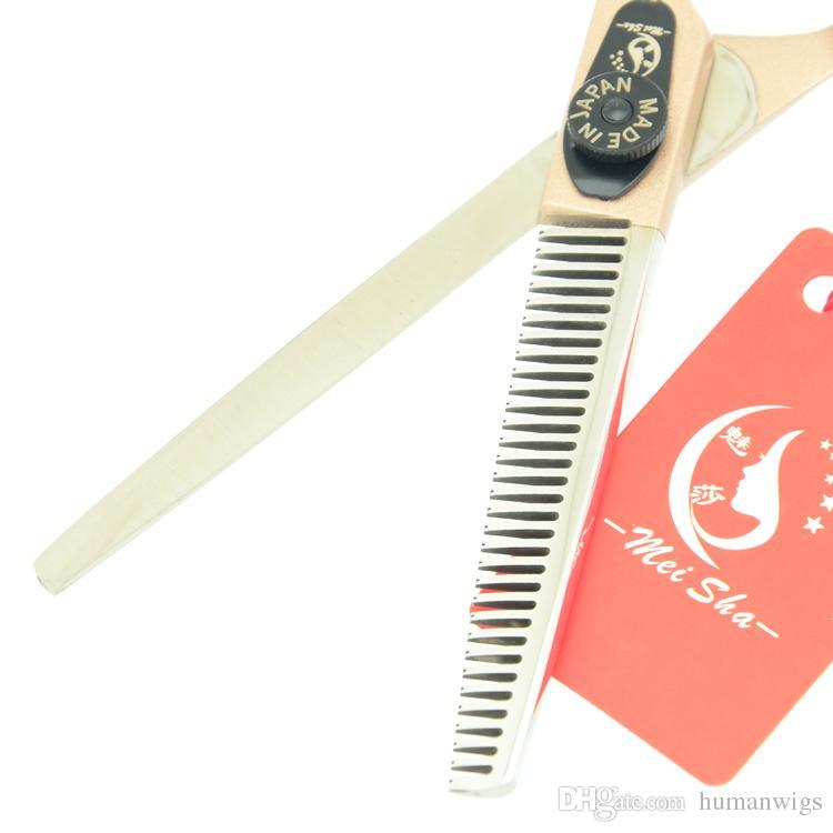 6.0Inch MeiSha Hairdressing Scissors Professional Hair Thinning Scissors Hair Scissors JP440C Best Hair Shears Haircut Tool ,HA0248