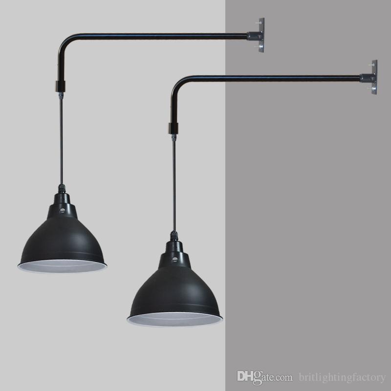 Großhandel Industrie Stil Dekoration Schwarz Badezimmer Beleuchtung ...