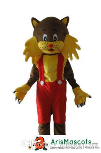 2ca3cad39 Lion Mascot Costume Mascots Outfits Custom Animal Mascots For Advertising Team  Mascot Character Design Deguisement Mascotte Quality Mascot Chipmunk Mascot  ...
