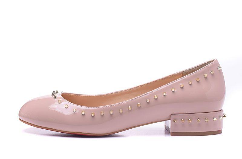 813e47e2d74 WBF996A Size 34-42 Women s 2.5cm High Heels Beige Patent Leather ...