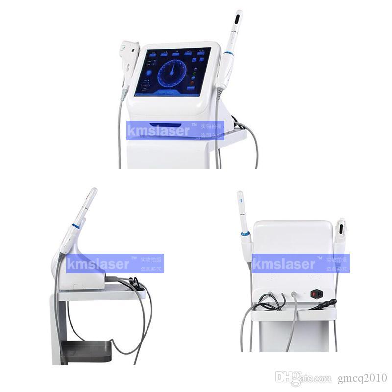 2 in 1 Pro 효과적인 얼굴 HIFU 페이스 리프트 고강도 집중된 질 내밀기 hifu machine
