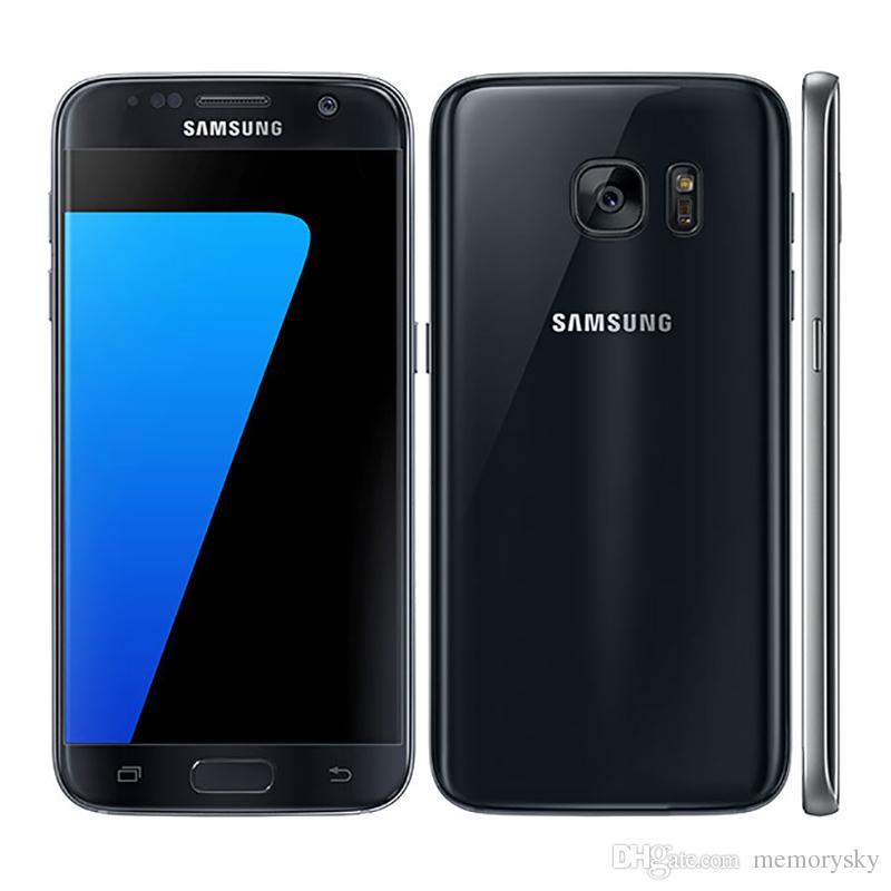 Original Refurbished Samsung Galaxy S7 G930A G930T G930F 5.1 inch 4GB RAM 32GB ROM Octa Core Android 6.0