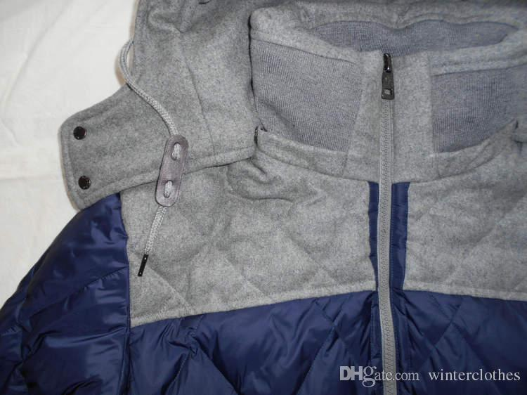 MM07 зимняя куртка мужчины пуховики капюшон бомбардировщик мужской пальто лоскутное ветровка супер легкие парки плюс размер анорак