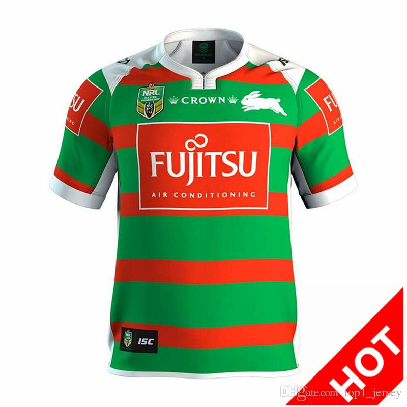 036239976ba Online Cheap Nrl Jersey South Sydney Rabbitohs Rugby Jerseys Australia  Rugby Shirt 2017 Nrl Rwc Super Rabbitohs Shirts S 3xl By Top1_jersey |  Dhgate.Com