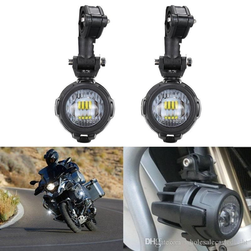 2018 Spot Led Auxiliary Fog Light Safety Driving Lamp Protect Guards ...