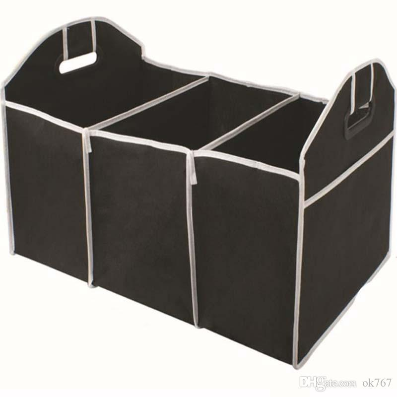 Car Trunk Organizer Car Toys Food Storage Container Bags Box Styling Auto Interior Accessories Supplies Gear Products