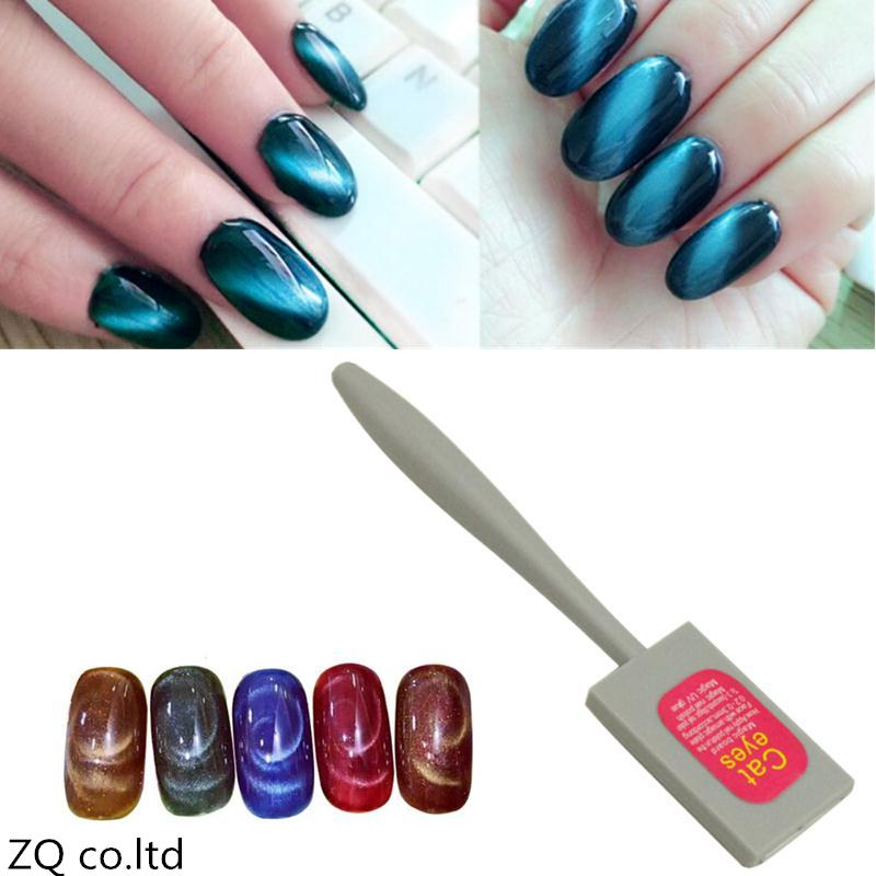 Wholesale- Nail Gel Paint New Strip Magical Magnet Stick For Cat Eye ...