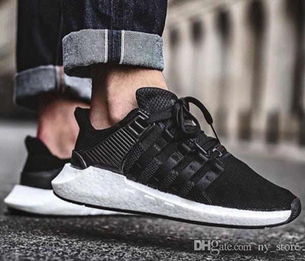 Women Black EQT adidas US