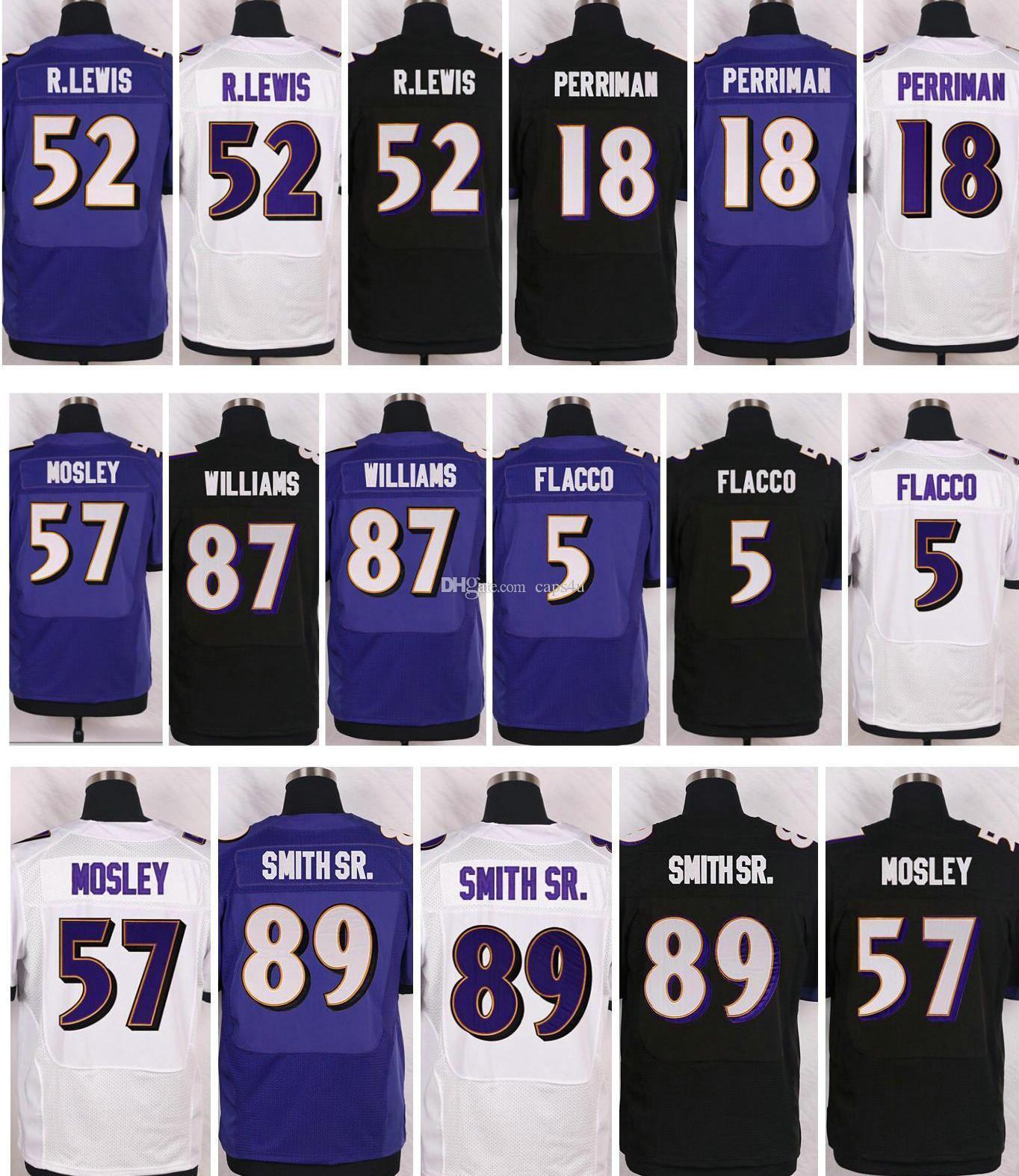 Real Real Jersey Ravens Ravens
