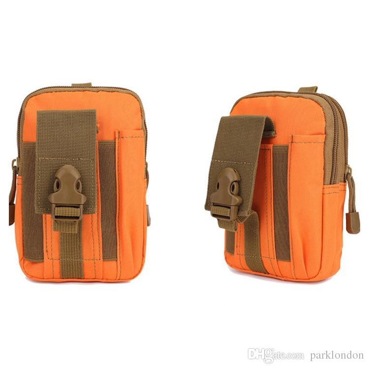 2017 Universel Ceinture Bum Sac Sport Courir Mobile Téléphone Case Couverture Molle Pack Bourse Bourse portefeuille, stylo, iphone téléphone portable portable, outil