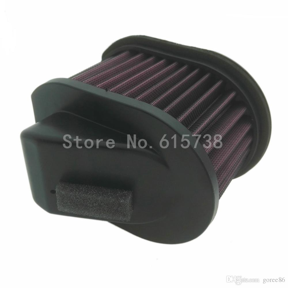 100% New Motorcycle Flow Air Cleaner Replacement Filter Element For Kawasaki Z800 2013 2014 2015