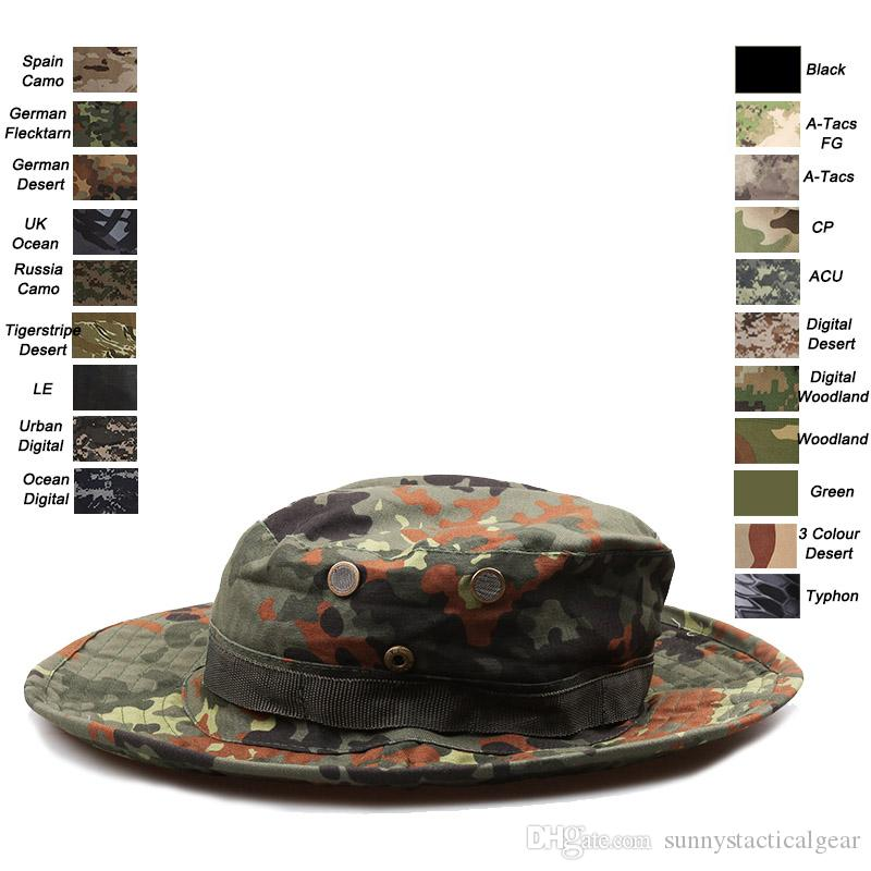 710d69af8a5 2019 Outdoor Sports Camo Navy Cap Airsoft Gear Marines Army Hunting Combat  Assault Tactical Camouflage Hat SO07 005 From Sunnystacticalgear