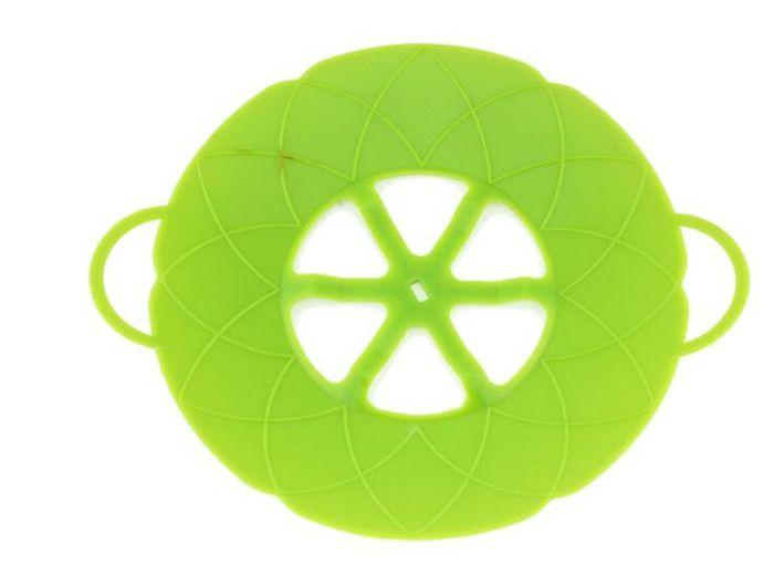 Çiçek Petal Kaynatın Dökülme Stoper Silikon Kapak Pot Kapak Kapak Tencere Kapakları Gereçler Tava Tencere Parçaları Mutfak Aksesua ...