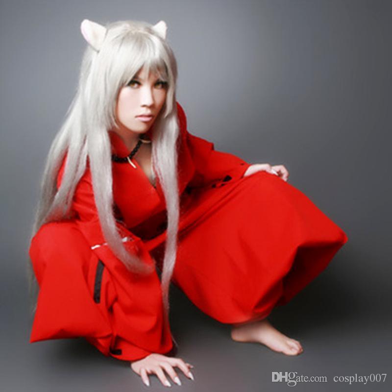 Inuyasha Cosplay Costumes Japanese Anime Inuyasha Clothing ...