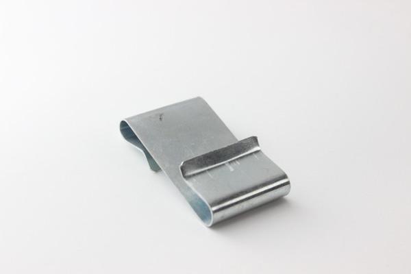 Metal S tel raf kanca askı şerit bağlantısı sabitleme fasterner
