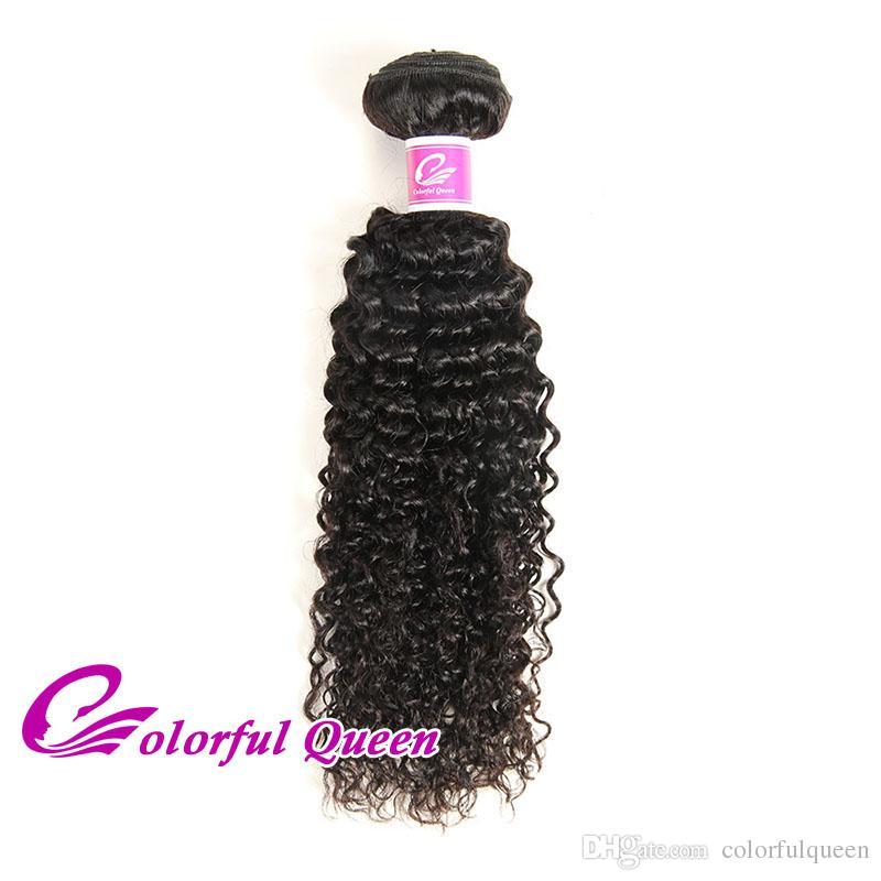 Peruvian Virgin Human Hair Bundles Peruvian Unprocessed Human Hair Weave Straight Kinky Curly Deep Body Wave Real Hair Can be Dyed