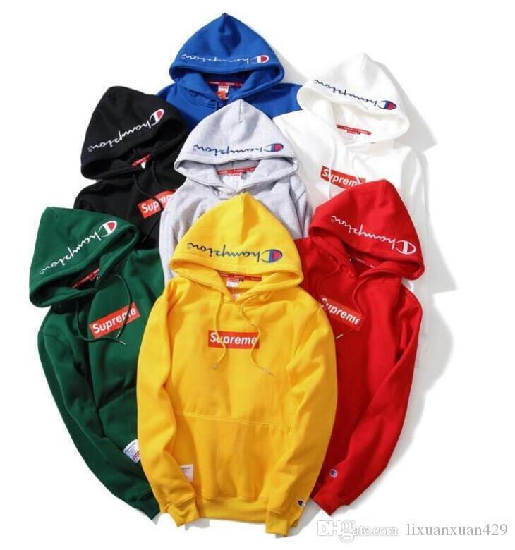 2018 Hot Sale New Champion Hoodies Men Women Sweatshirts Off White Hoodie  Sweatshirt Tracksuits Hip Hop Skateboard Hoodies Moletom From  Lixuanxuan429, ...