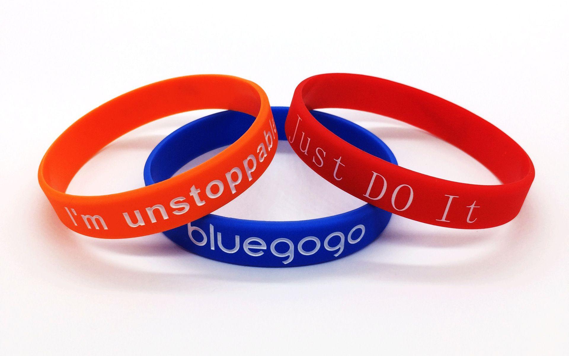 wholesale silicone bracelet engraving printing silicone wrist band rubber hand wrist strap loop drive midge unisex charm bracelet D021